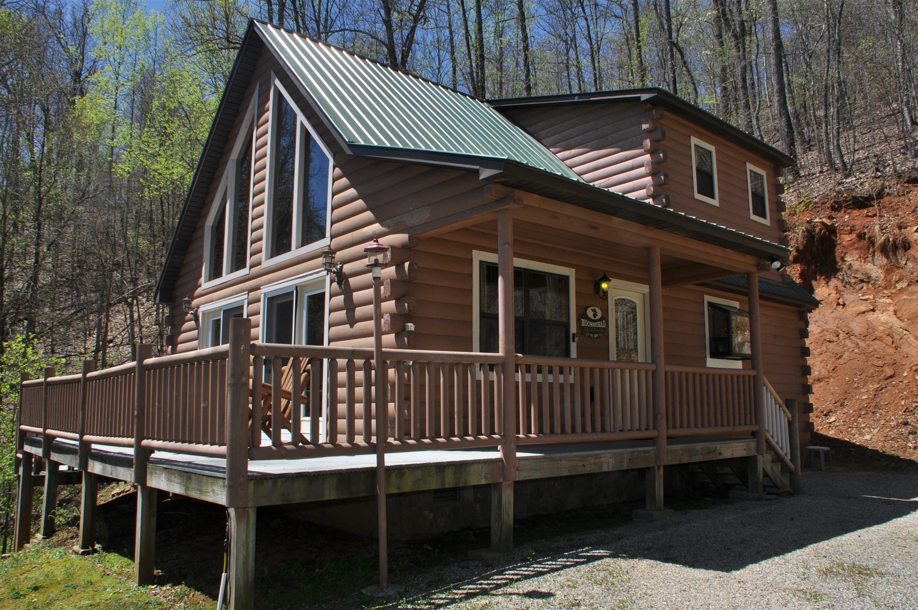 Western North Carolina Cabin Rentals | Bryson City Cabins