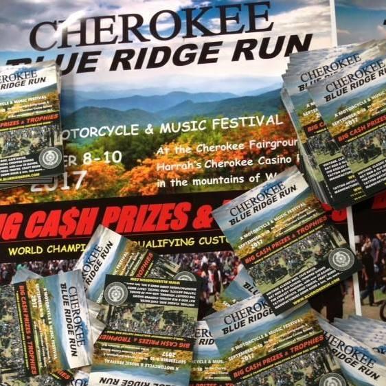 Cherokee Blue Ridge Run