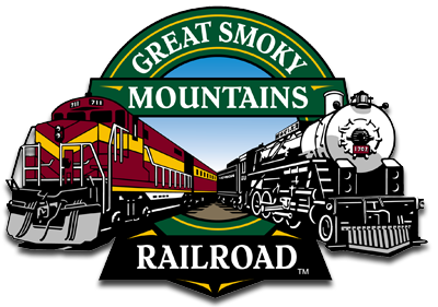 great smoky moutnain railroad logo