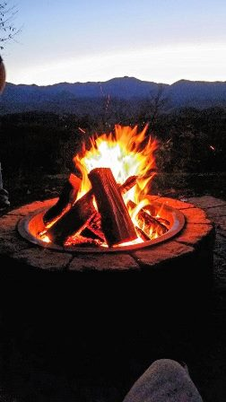 Memories Under the Fire Pit