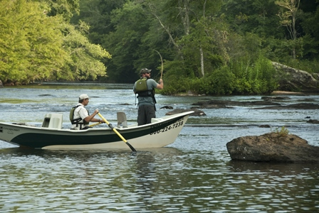 Fontana Lake Fishing