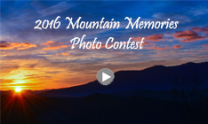 2016 Mountain Memories Photo Contest